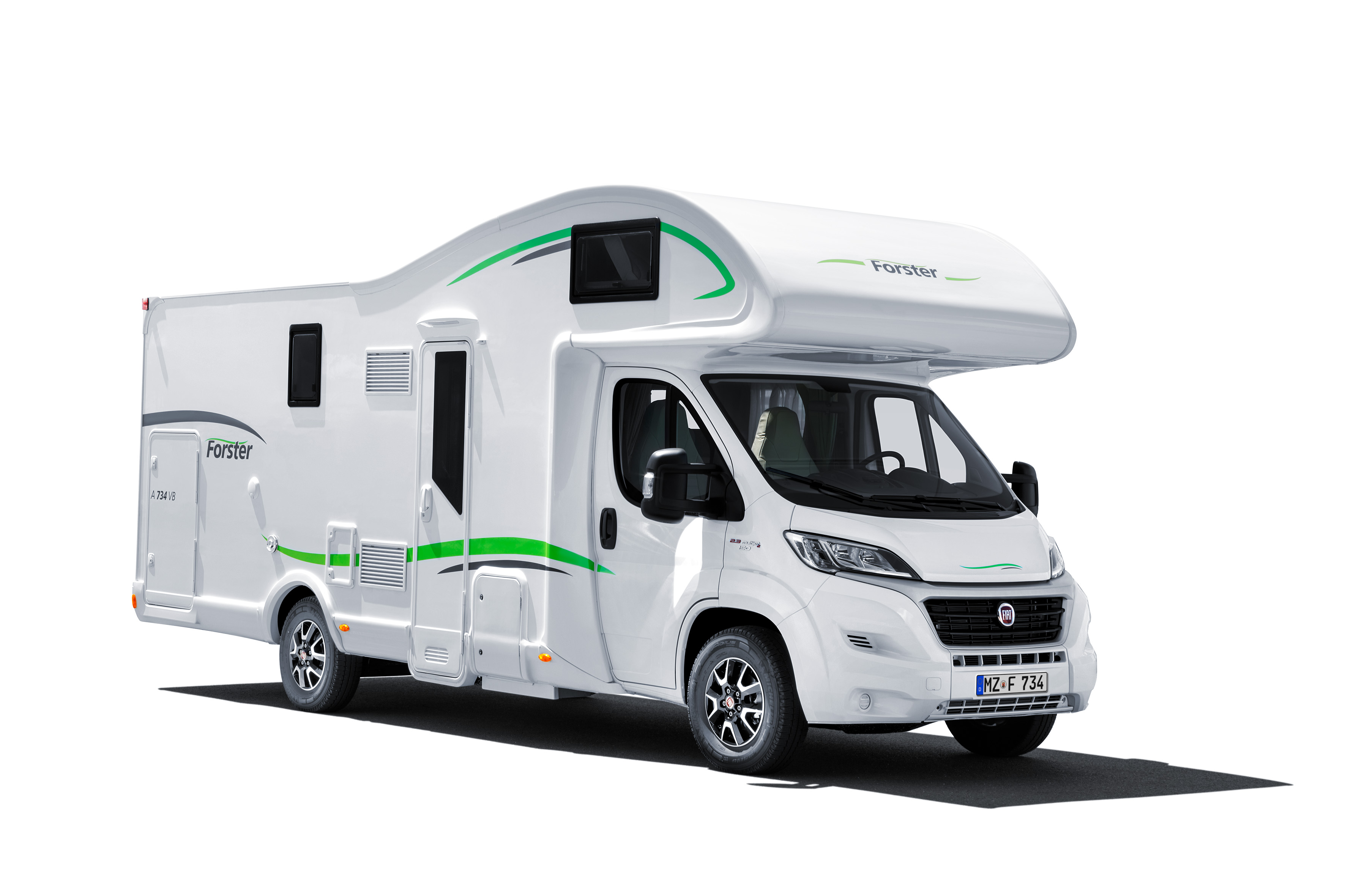 Wohnmobil Forster A 699 VB Modell 2018